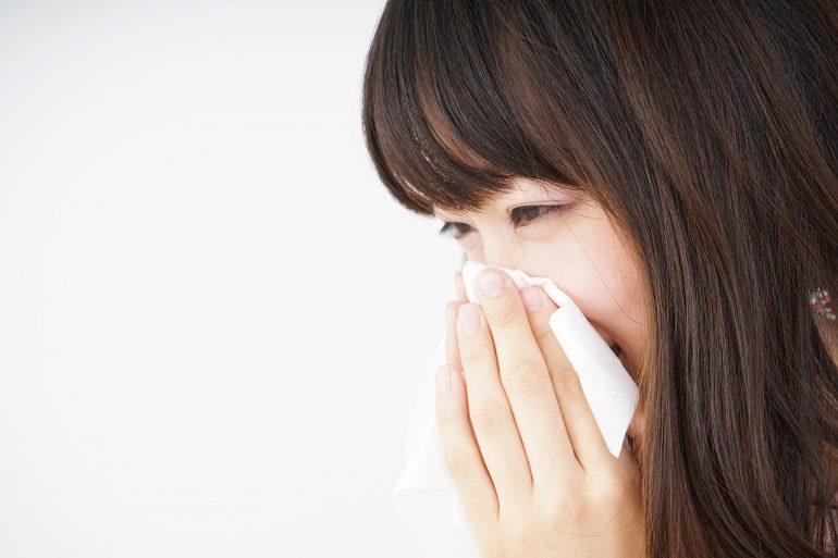 アレルギー鼻炎の症状